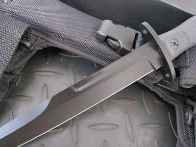 Sharp Full Tang Military Camping Survival Boot Bowie Combat Hunting Knife