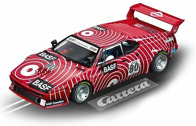 "Carrera 23821 Digital 124 BMW M1 Procar ""BASF No.80"", 1980"