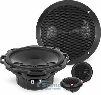 """Rockford Fosgate P1675-S 6.5 inch 6.75"""" Punch Series Component Speaker System"""