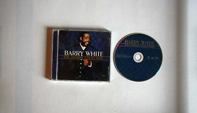 Barry White The Ultimate Collection EU CD 2000 Soul Disco