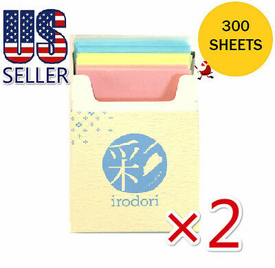300 × 2 packs Cosmetic blotting paper oil control tissue natural ingredient