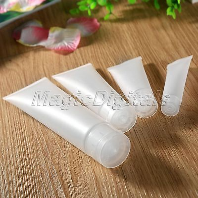 15/30/50/100ml Empty Lotion Cream Bottle Squeeze Dispenser Travel Container Hot
