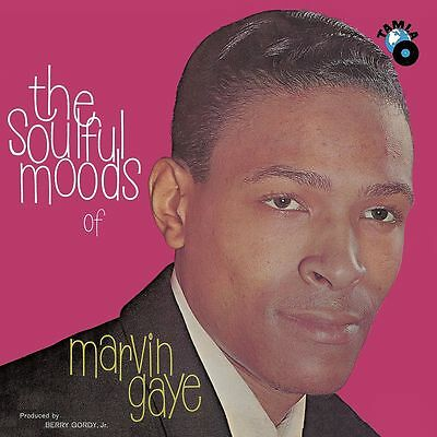Marvin Gaye - Soulful Moods of Marvin Gaye