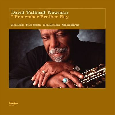 "David ""Fathead"" Newman - I Remember Brother Ray"