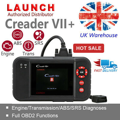 Genuine Autel AL619 OBD2 SRS ABS Airbag CAN Diagnostic Code Reader Fault Tool