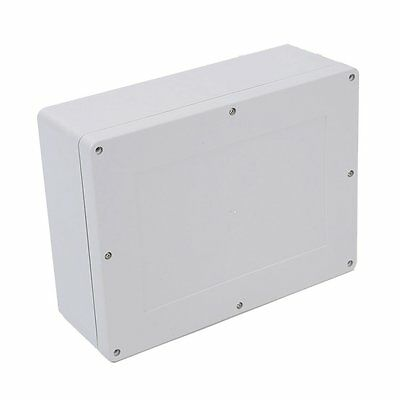 320mmx240mmx110mm Cable Connect Waterproof Plastic Case Junction Box DW