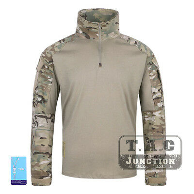 Emerson Gen III G3 Combat Shirt Tactical Camouflage Military Army Hunting Shirt