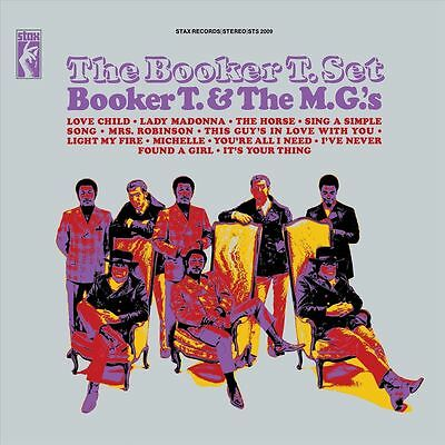 Booker T. & the MG's - Booker T. Set