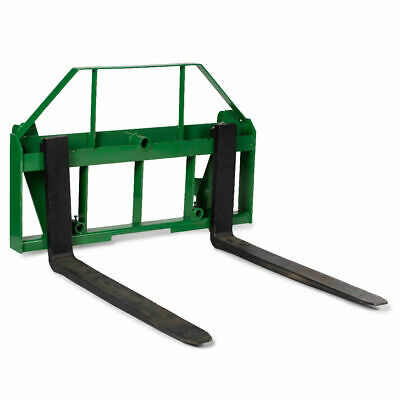 "Titan 42"" Pallet Fork Attachment fits John Deere Global Euro Loaders"