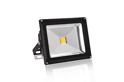 30W Outdoor Super Bright LED Flood Light, 175W Equivalent, Waterproof