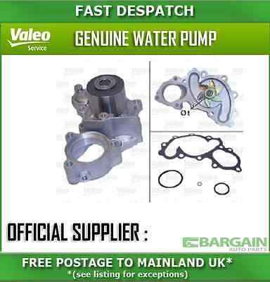 506543 3205 Valeo Water Pump For Toyota Camry 3 1996-2001