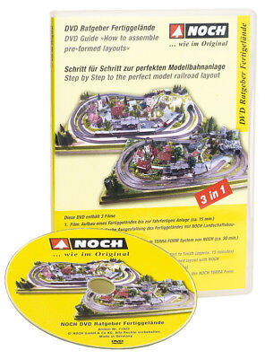 """Noch 71922 DVD buying guide """"Layout landscape"""" #new original packaging#"""