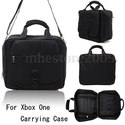 For Xbox One Carrying Case Console Video Game Disc Travel Bag Storage