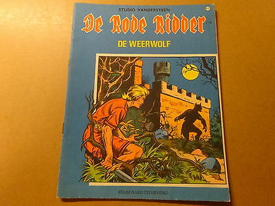 STRIP / DE RODE RIDDER 47: DE WEERWOLF | 1ste druk