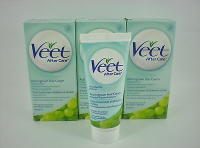 VEET Veet after care anti ingrown hair cream 100ml choose quantity
