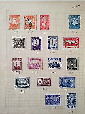 afghanistan stamps group 2
