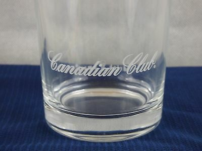 2- Canadian Club Whiskey High Ball glasses Drink Smart