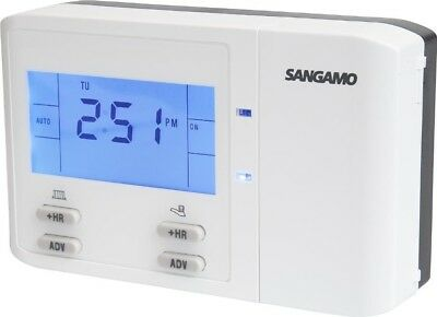 Sangamo Choice PR2n- Two Channel Programmer - Seperate Heating & Water Control