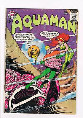 Aquaman # 19   Atlanteans for Sale ! grade 2.5 scarce book !!
