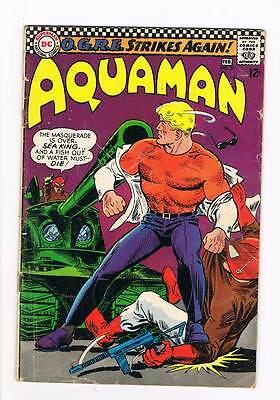 Aquaman # 31 O.G.R.E. Strikes Back ! grade 3.5 scarce book !!