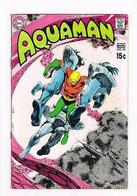 Aquaman # 52 The Traders' Trap ! grade 4.0 scarce book !!