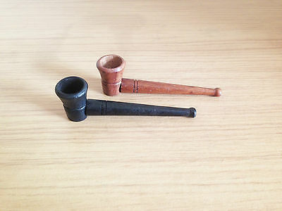 Small stylish pocket size wooden High Quality smoking pipe Classic Uk seller