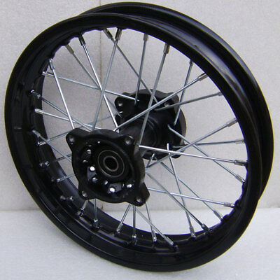 "Cerchio 14"" Posteriore Perno 15mm Pit Bike"