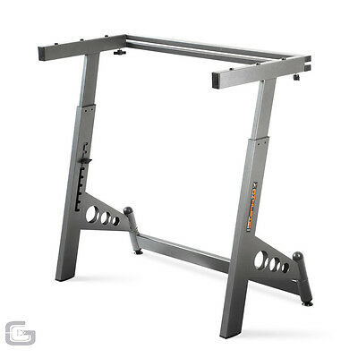 Athletic KB-S Professional Metal Sturdy Steel Keyboard Fight Case Stand 80KG Max