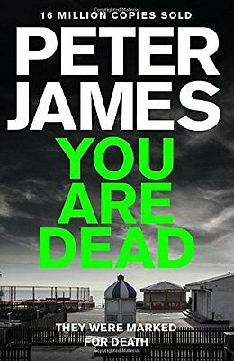 You Are Dead (Roy Grace) By Peter James