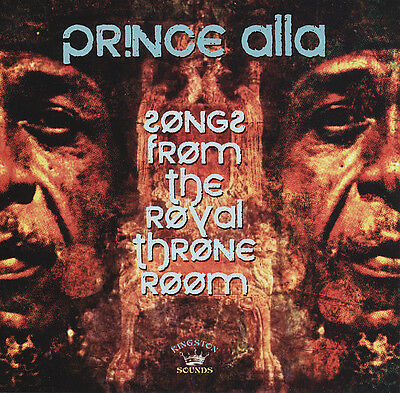 Prince Alla - Songs From The Royal Throne Room LP