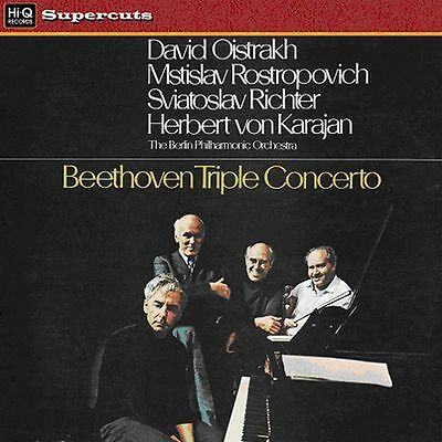 Sviatoslav Richter - Beethoven: Triple Concerto