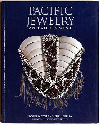 Pacific jewelry and adornment, 2004 ethnographic book