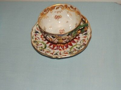 Capodimonte ca 1771-1834 High Relief Cup / Saucer up to 5 available