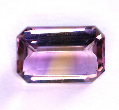 9,25 ct Superbe Amétrine Naturelle de Bolivie