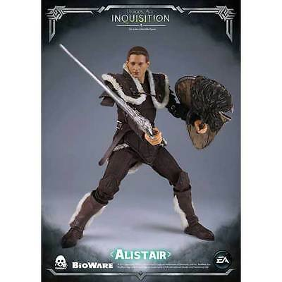 Dragon Age Inquistion - Alistair 1:6 Scale Figure NEW threeA Toys