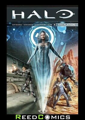HALO ESCALATION VOLUME 4 GRAPHIC NOVEL New Paperback Collects Issues #19-24