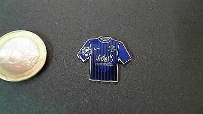 1. FC Saarbrücken Trikot Pin 2011/2012 Home Badge Kit Victor´s