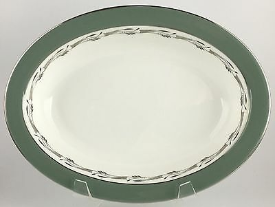 Wedgwood HALFORD oval vegetable bowl ( 2 available ) (SKU EC 214) FREE SHIPPING