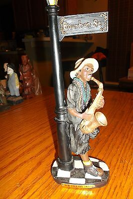 bouron st. new orleans jazz figure