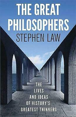 The Great Philosophers by Stephen Law (Paperback) New Book