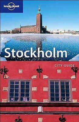 Stockholm (Lonely Planet City Guides) By Becky Ohlsen