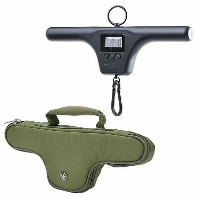 Wychwood T Bar Scales Dual Screen 60lb (X8045)  + Wychwood Scales Pouch (H2423)