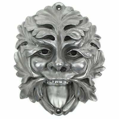 Bottle Opener Beer Buddies Resin Outdoor BBQ Green Man Wall Mounted Silver