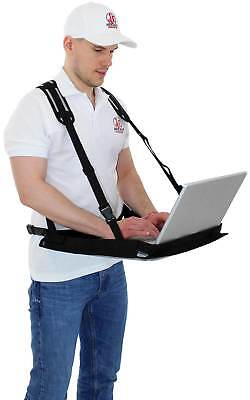 Laptop Supporter Inventur Notebook Supporter Laptop Bauchladen Laptop Halter