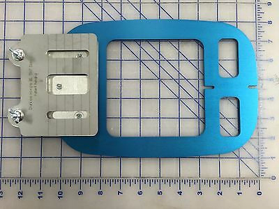 Durkee Cap Hat Frame Hoop Insert for Brother & Baby Lock Home Embroidery Machine