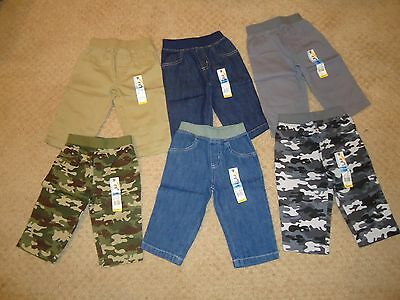 Garanimals Cotton Toddler Pants Nwt