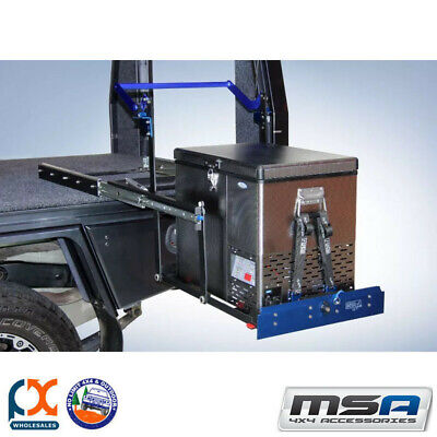 MSA 4X4 FRIDGE Drop Slide Ds45 Waeco Cfx35-65 Evakool Tmx 35-65 G45-55  Sk45-65