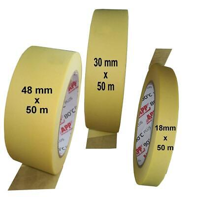 Klebeband Set 18, 30, 48 mm x 50m