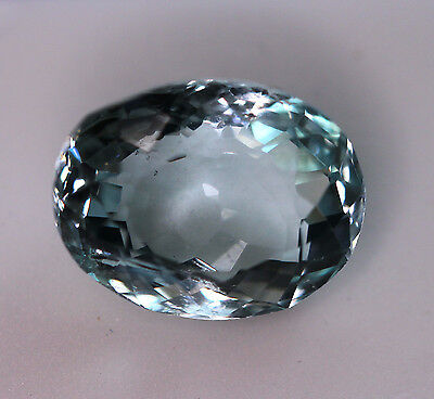 7,26 ct Belle Aigue Marine du Brésil