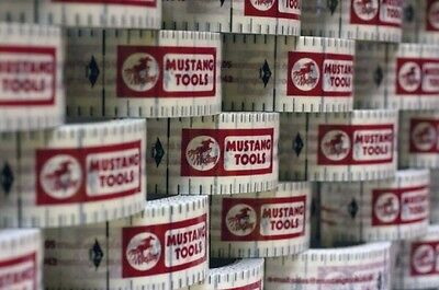 GAUGE TAPE / PROFILE TAPE (To use with Brick Profiles) MUSTANG